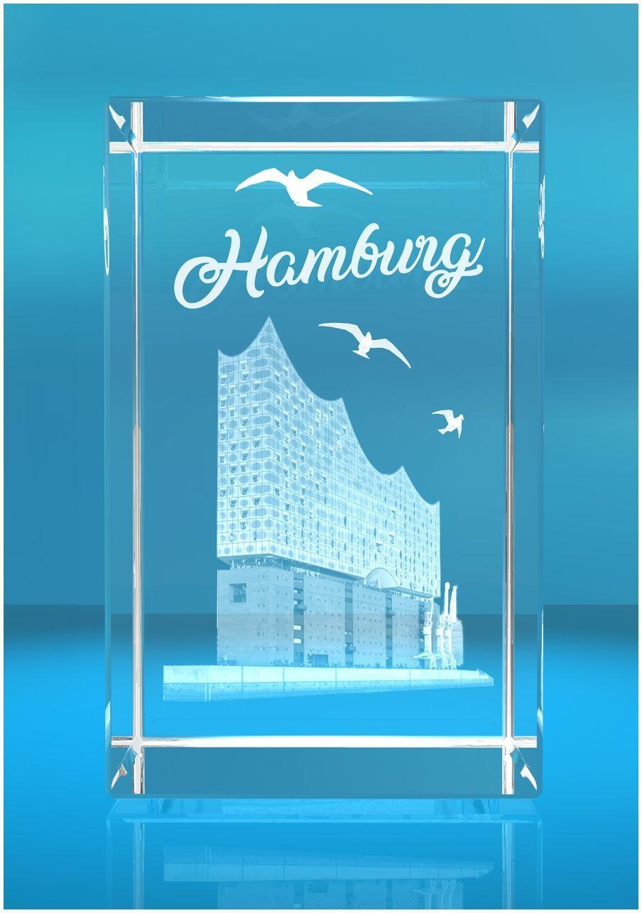 3D Glasquader I Hamburg I Elbphilharmonie