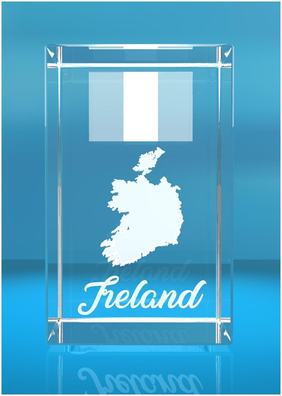3D Glasquader I Irland