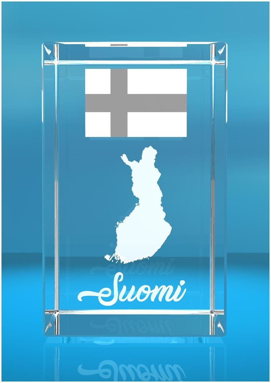 3D Glasquader I Finnland