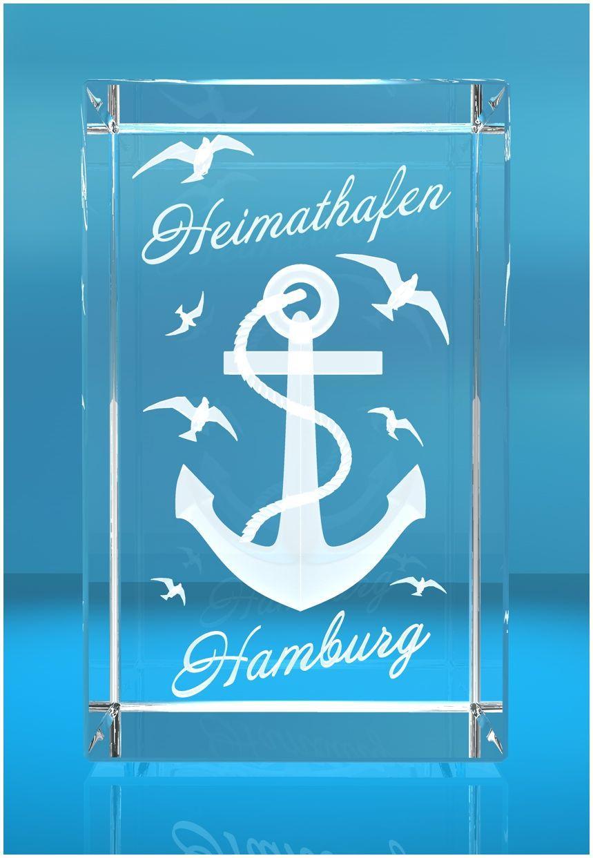 3D Glasquader I Heimathafen Hamburg