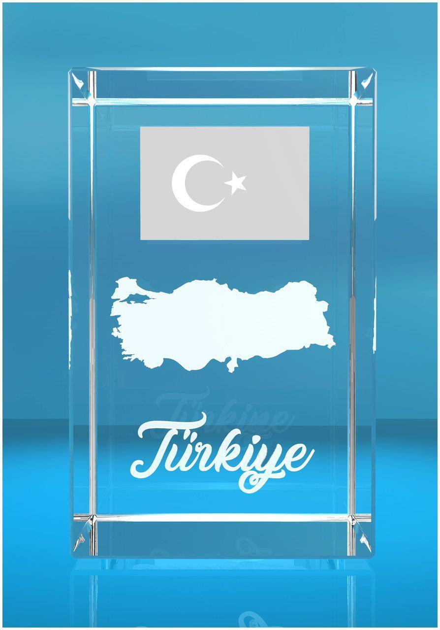 3D Glasquader I Türkei