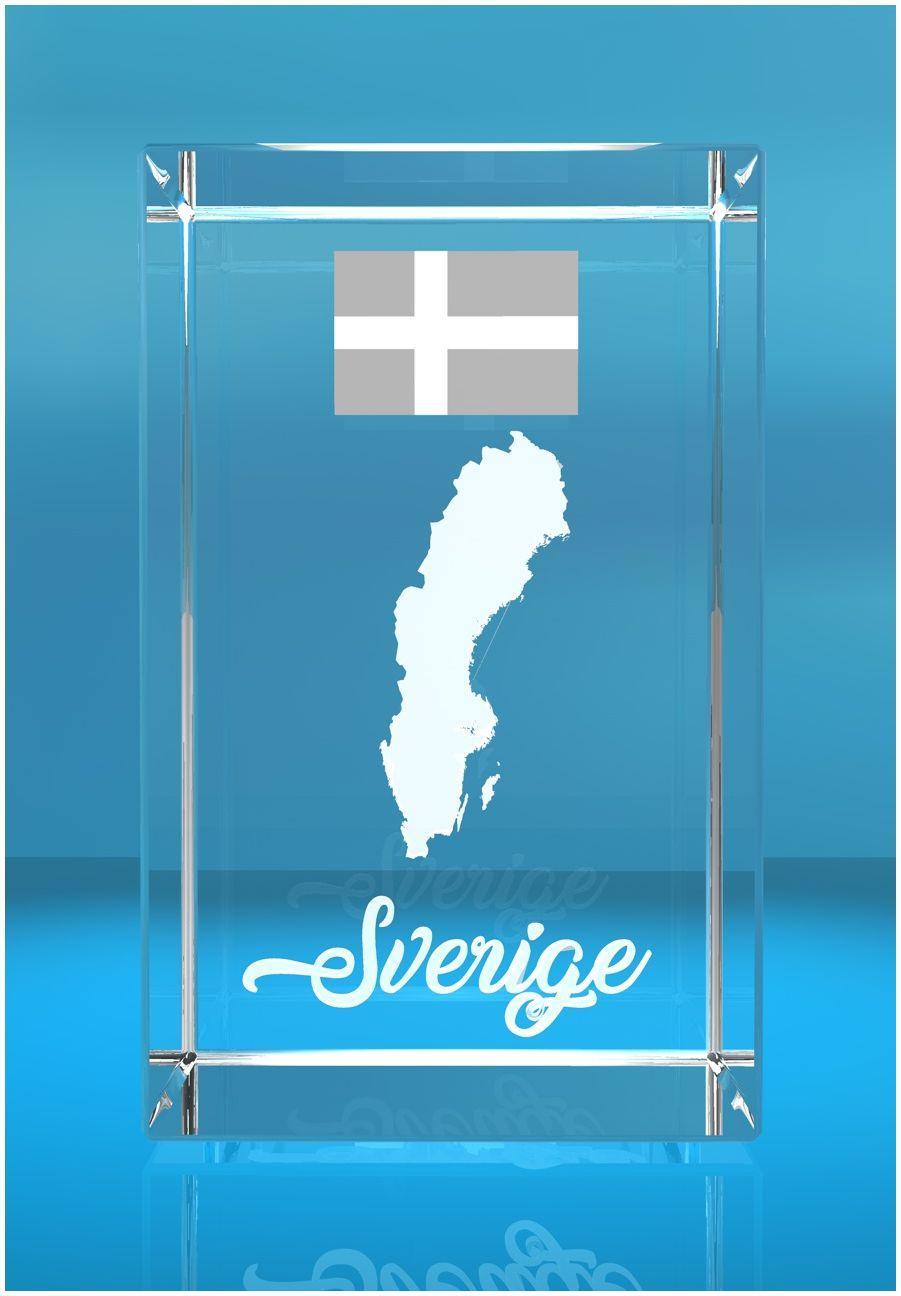 3D Glasquader I Schweden