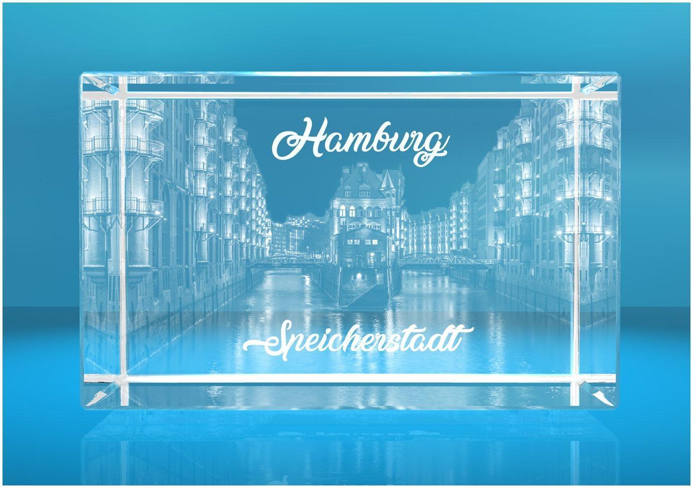 2D Glasquader I Hamburg I Speicherstadt