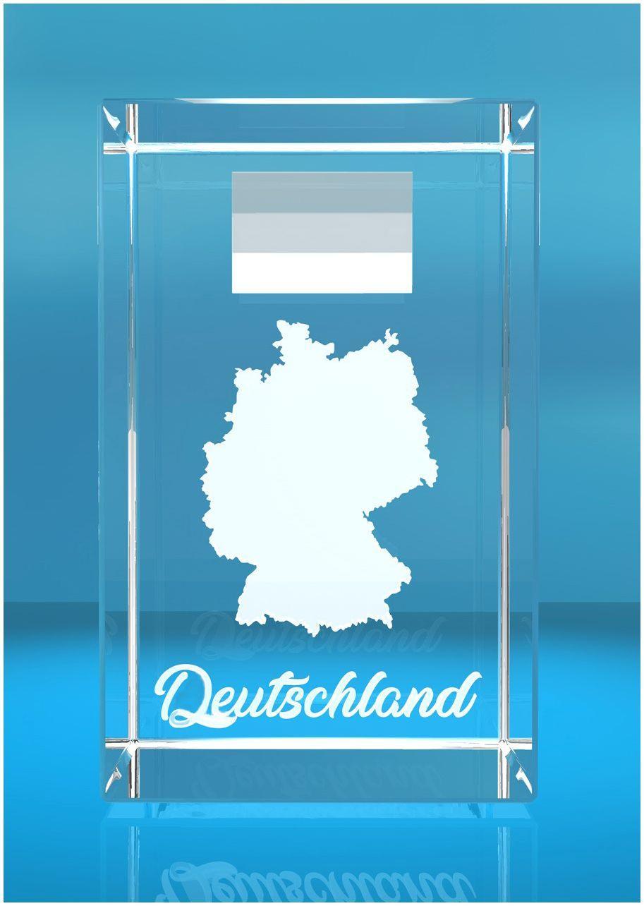 3D Glasquader I Deutschland