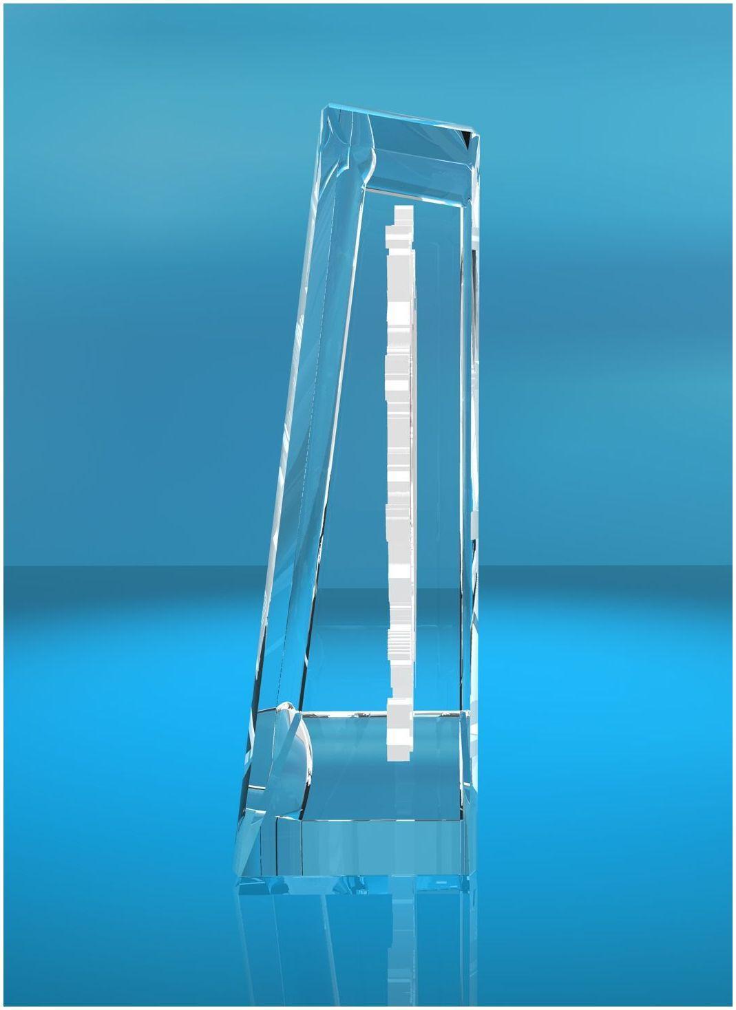 2D Glasfoto Fotoframe XL Motiv Traumblase mit Deinem Wunschfoto und Text Ich träum von dir