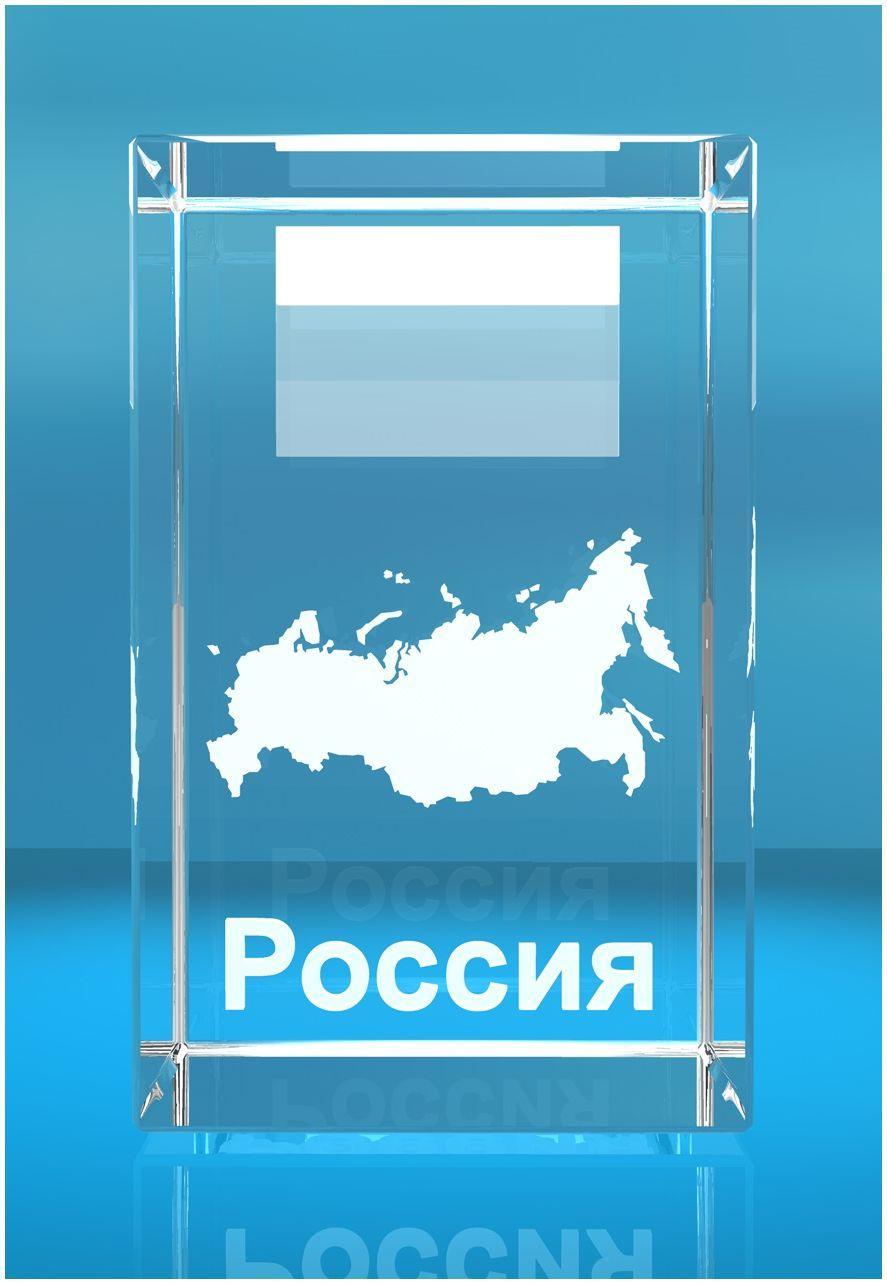 3D Glasquader I Russland