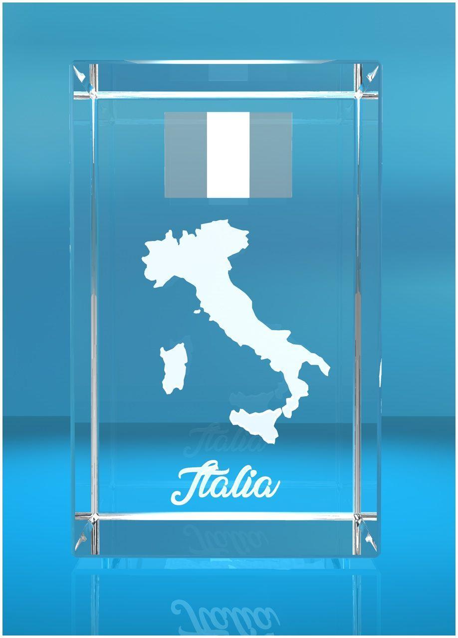 3D Glasquader I Italien
